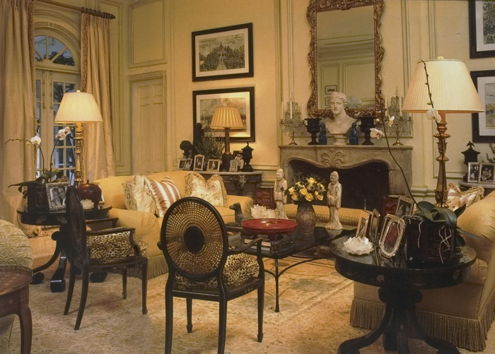 WILLIAM R EUBAKS Is Known For His Refined Classic Interior Design Since He Opened Firm In Memphis Tennessee 1976 Eubanks And