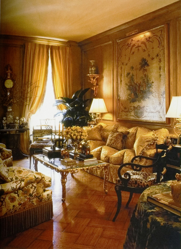 William R Eubanks Opened His Interior Design Firm In 1976 Memphis Tennessee After Receiving BFA Degree From The University Of